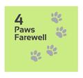 4 Paws Farewell Pet Loss Resource